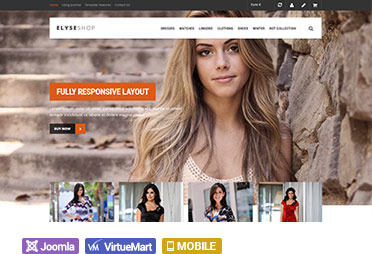 Mobile Friendly Ecommerce Joomla Templates For Virtuemart 26820a49c