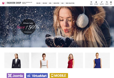 Build the ultimate ecommerce website today using the Fashion shop  Virtuemart template we have designed at the website which comes with  everything you need ... 111d637cd