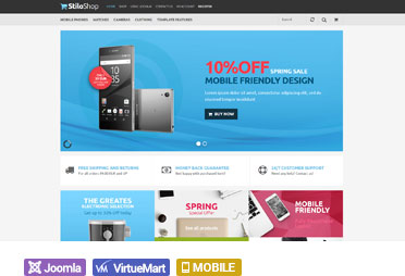 ... your products in a professional and elegant way with the Stilo ecommerce  Joomla template for Virtuemart we have designed at the website. The stilo  shop ... 2caf227c6